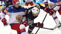 На ЧМ по хоккею Россия всухую обыграла США и в финале сыграет с Канадой