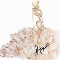 Дизайнеры сходят с ума, пытаясь создать свадебное платье для Леди Гага