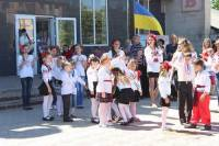 В освобожденном Лисичанске впервые отметили День вышиванки