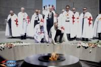 Тамплиеры в Ереване подписали Протокол о признании Геноцида армян