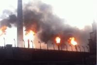 Боевики со вчерашнего дня обстреливают Авдеевский коксохимический завод