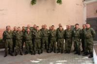 Силовики линейных отделов МВД отправились в зону АТО
