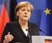Меркель поставила аннексию Крыма в один ряд с лихорадкой Эбола и «Исламским государством»