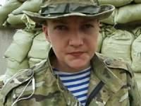 Уже в пятницу Савченко вручат медаль «За свободу»