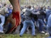 В результатье погромов в Харькове пострадали пятеро студентов из Иордании