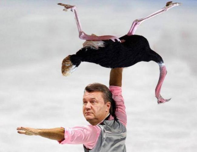 """ГПУ выдвинула подозрение Януковичу за незаконное завладение охотничьим угодьем """"Сухолучье"""" - Цензор.НЕТ 9658"""