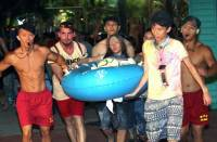 Момент взрыва в аквапарке на Тайване засняли на видео. Количество жертв превышает 500 человек