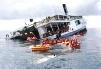 На Филиппинах перевернулся паром. Десятки погибших