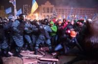 Коммунальные службы Киева заранее знали о разгоне Майдана /потерпевший/