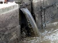 В Запорожье обрушился канализационный коллектор