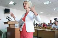 В России «сшили» дело Ирине Фарион