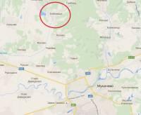 Ходят слухи, что село под Мукачево окружено