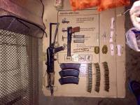 В Харькове задержали опасного диверсанта с половиной центнера взрывчатки