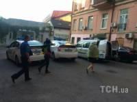 Патрульная полиция накрыла бордель в самом сердце Киева