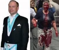 Чудеса демократии: норвежский убийца и масон Брейвик поступил в университет