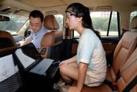 Китайцы создали автомобиль, управляемый силой мысли