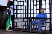 Сын Каддафи приговорен к смертной казни