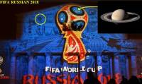 В символике чемпионата мира по футболу 2018 года в России присутствует древний культ Сатурна