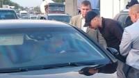 Кортеж Суркиса попал в руки патрульной полиции Киева. Вице-президент УЕФА покаялся