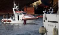 В Средиземном море затонуло судно с беженцами. Около 40 человек погибли