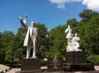 На Черниговщине появился новый памятник Ленину