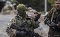 Боевики обстреляли блокпосты «Марьинка» и «Золотое»