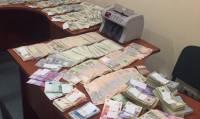 В киевском офисе накрыли конвертцентр, финансировавший боевиков