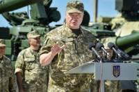 Порошенко подписал указ о военно-техническом сотрудничестве с рядом стран