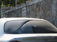 В Запорожье из автомата обстреляли автомобиль. Водитель в реанимации