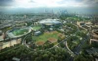 В Японии скоро появится новый невероятный стадион