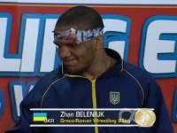 Украинец завоевал золото чемпионата мира по борьбе