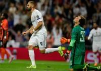 «Шахтер» начал ЛЧ с разгромного поражения от «Реала»