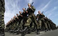 Зачем Порошенко опять заговорил о контрактной армии?