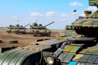 Сотни украинских бойцов поупражнялись в умениях на Мариупольском направлении