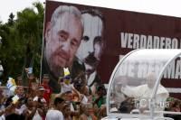 Папа Римский впервые в истории посетил Кубу