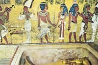 Гробница Тутанхамона закрывается на реконструкцию