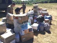 С начала АТО украинцы передали военным продуктов на 60 млн грн