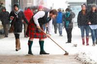 Шотландцы обогнали эскимосов по количеству слов, обозначающих снег