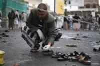 В Йемене смертники подорвались в мечети во время молитвы