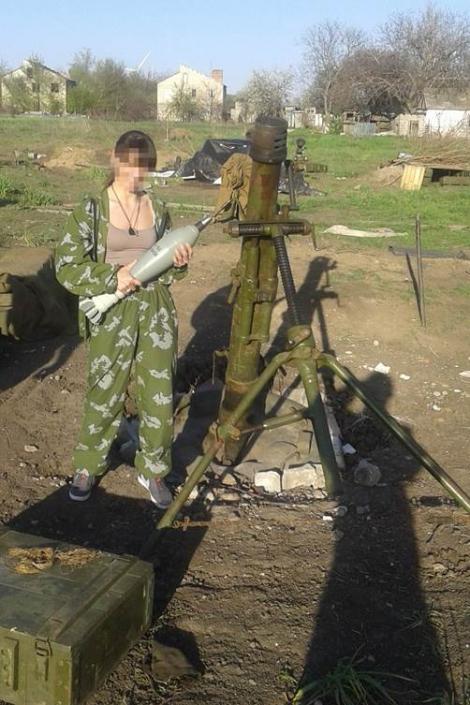 Задержана террористка-координатор диверсантов в Харькове