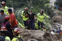 Оползень в Гватемате унес жизни 131 человека. Еще 300 пропали без вести