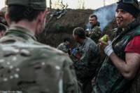 Лысенко утверждает, что за сутки в зоне АТО потерь нет. А как же погибшие, которые подорвались на минах?