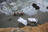 На ливийские берега за последние пять дней вынесло 95 тел