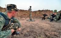 Силы АТО начали отвод минометов на Луганщине