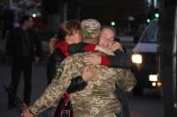 Черниговские силовики вернулись из зоны АТО