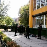 В Святошинском районе Киева стреляли