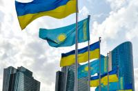 Порошенко и Назарбаев решили создать базовый элемент нового «Шелкового пути»