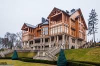 Строительство резиденции Януковича обошлось более, чем в миллиард /СМИ/