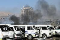 В Сирии обстреляли посольство России