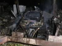 Под Киевом взорвался гараж. Повреждены соседние здания